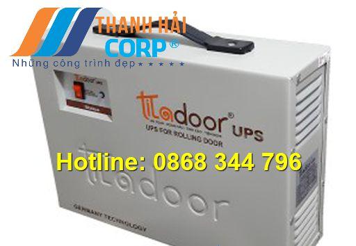 UPS TITADOOR