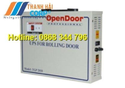 bình lưu điện cửa cuốn OpenDoor