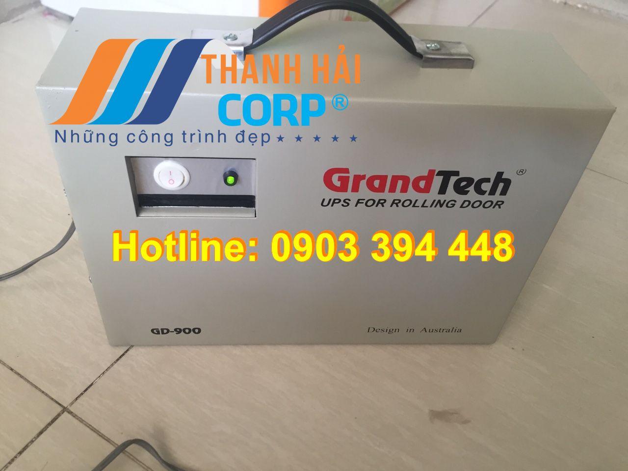 bình lưu điện grandtech 900