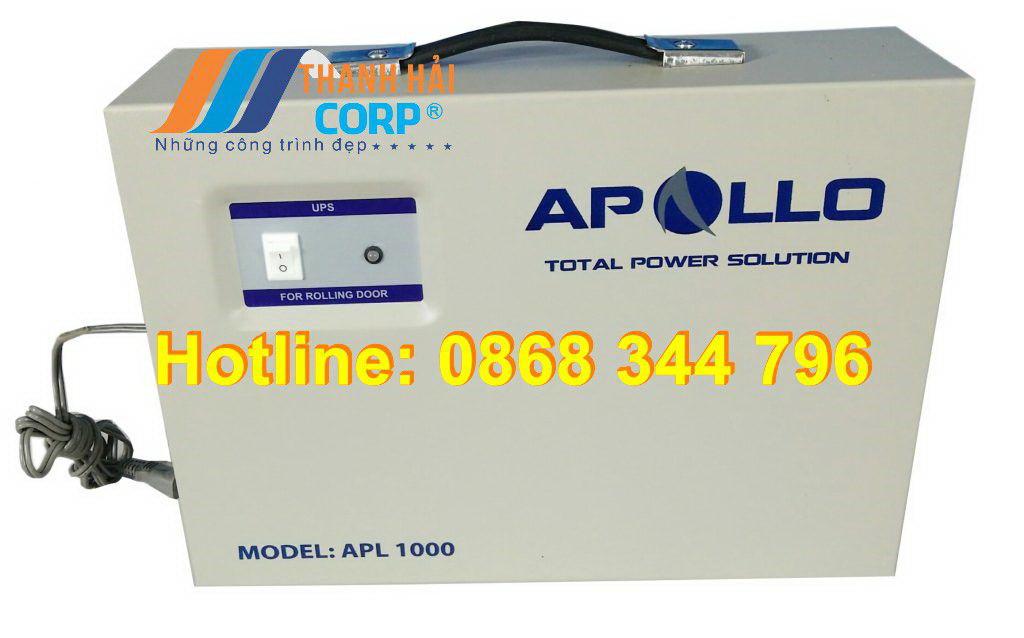 bình tích điện Apollo