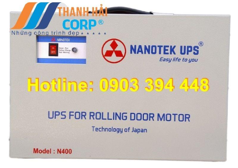 bộ lưu điện nanotek