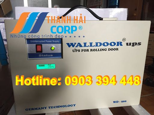 bộ lưu điện walldoor
