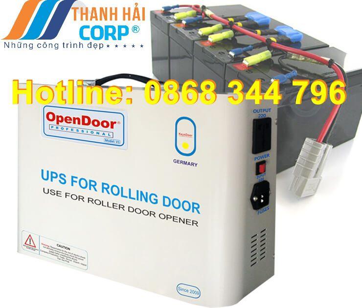 bộ tích điện opendoor